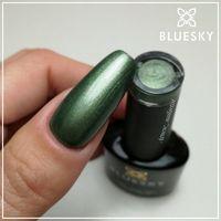 Bluesky Gel Polish 80572 OLIVE GREEN SHIMMER 10ml