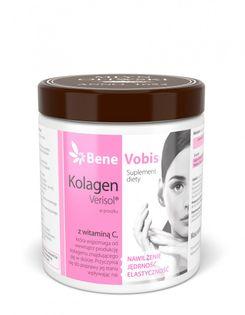 Kolagen Verisol (hydrolizat żelatynowy) z Wit. C 250 g- Młyn Oliwski