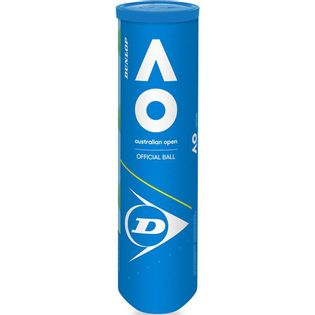 Piłki do tenisa ziemnego Dunlop Australian Open 4szt