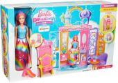 Barbie Tęczowy Pałac Dreamtopia FRB15 Domek Zamek