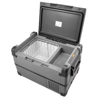 Zamrażarka piknik BEER 2 71x44x47cm lodówka 12/24/230V 40l swe