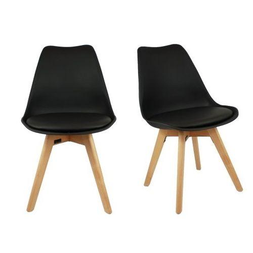 Zestaw 4x Krzesło Oslo Styl Skandynawski na Arena.pl