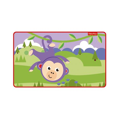 Dywanik Fisher Price – małpka zdjęcie 1