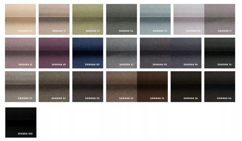 Sofa Fotel 92cm JOANNA I pianka różne kolory AR zdjęcie 10