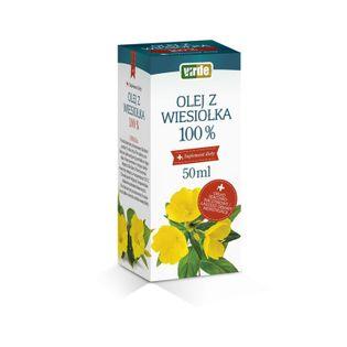Virde Olej Z Wiesiołka 50 Ml Suplemant Diety