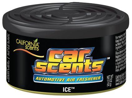 Zapach puszka ICE LODOWY California Car Scents