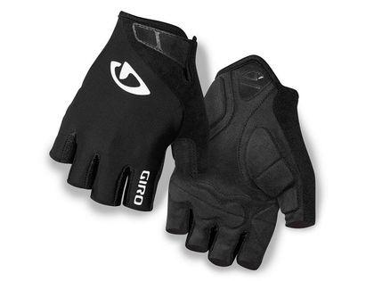 Rękawiczki męskie GIRO JAG krótki palec black roz. XXL (obwód dłoni od 267 mm / dł. dłoni od 211 mm) (NEW)