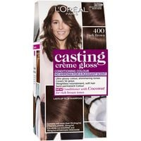 LOREAL Casting 400 Brąz 1szt - farba do włosów