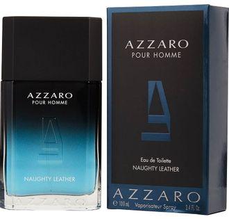 Azzaro POUR HOMME NAUGHTY LEATHER edt 100 ml folia