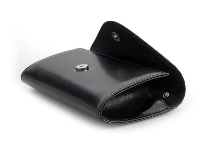 KOPERTÓWKA torebka wizytowa matowa V052 jasna szara zdjęcie 8