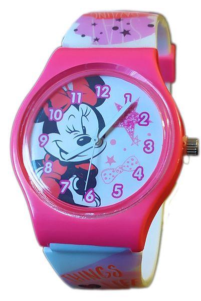 Zegarek dziecięcy Minnie Mouse Licencja Disney (WD21200) na Arena.pl