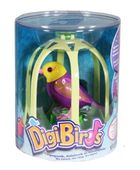 Dumel Śpiewający ptaszek DigiBirds z KLATKĄ Model - 2