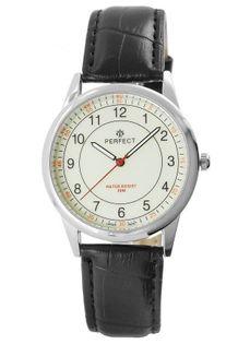 Zegarek Męski PERFECT C402-H-2 Fluorescencja
