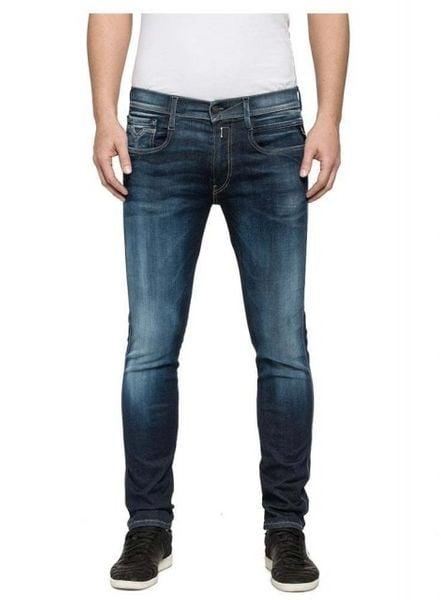 Replay Jeans Anbass Hyperflex Slim Fit  M91400066102D - W31/L32 na Arena.pl