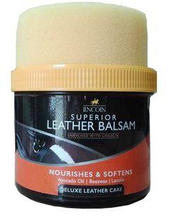 Balsam do pielęgnacji skór LINCOLN SuperiorLeatherBalsam 400g