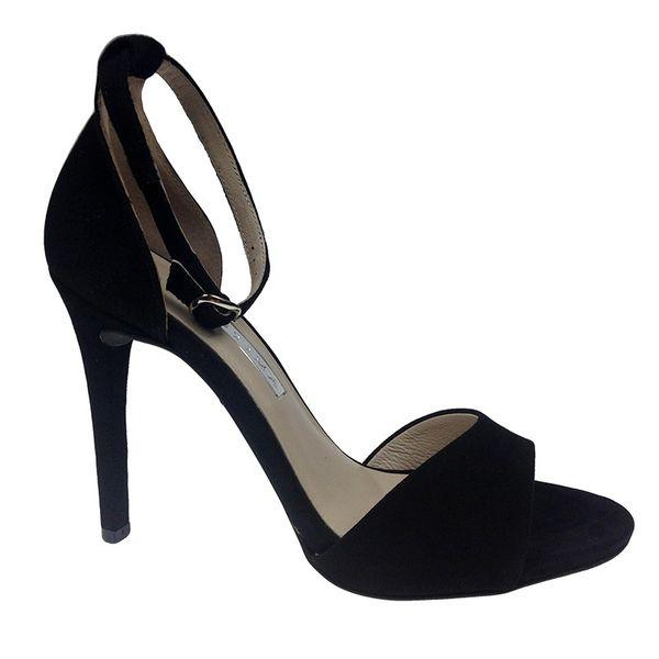 1ddaabdd Sandały Ryłko 9DBD0_14 czarne Rozmiar obuwia - 37, Kolor - Czarny zdjęcie 1