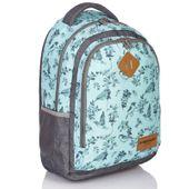 Plecak szkolny młodzieżowy Astra Head HD-15, w ptaszki