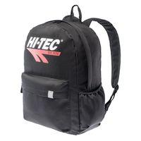 Plecak sportowy Hi-Tec Brigg trekkingowy miejski czarny 28l