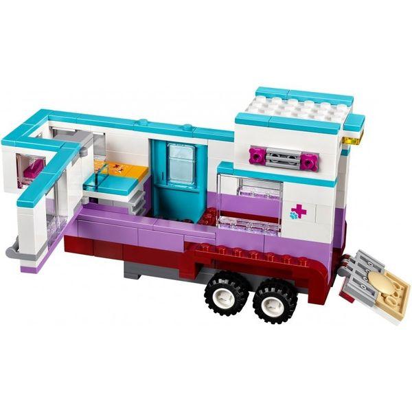 Lego Friends Przyczepa Lecznicza Dla Koni 41125 Arenapl