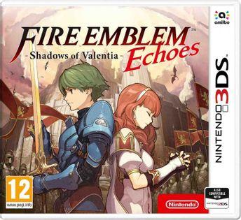 Fire Emblem Echoes: Shadows of Valentia - 3DS
