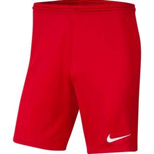 Spodenki męskie Nike Dry Park III NB K czerwone BV6855 657