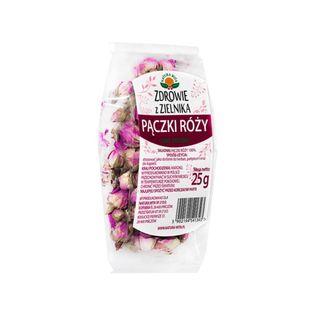 Natura Wita Róża Pączki 25G