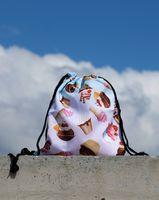 Plecak cup cake icecream Estilo Sabroso ES05674