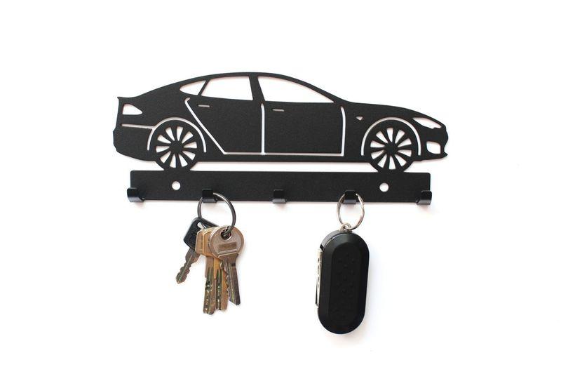 Tesla S, wieszak na klucze, dekoracja pomysł na prezent, auto, car zdjęcie 4