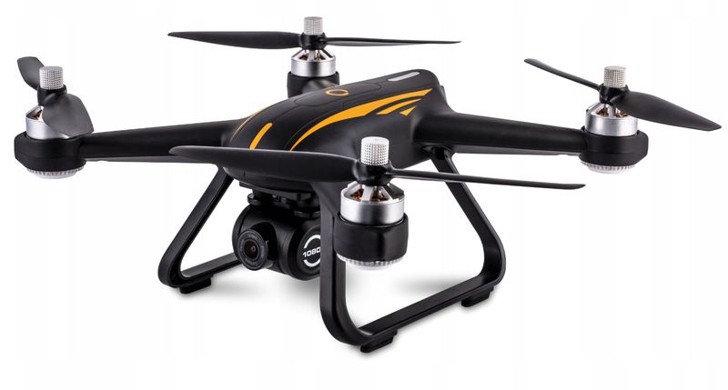 Dron OVERMAX X Bee Drone 9.0 GPS FULL HD follow me WiFi FPV zdjęcie 4