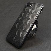 Ringke Air Prism Glitter błyszczące żelowe etui pokrowiec 3D iPhone 8 / 7 szary (APAP0010-RPKG) zdjęcie 3