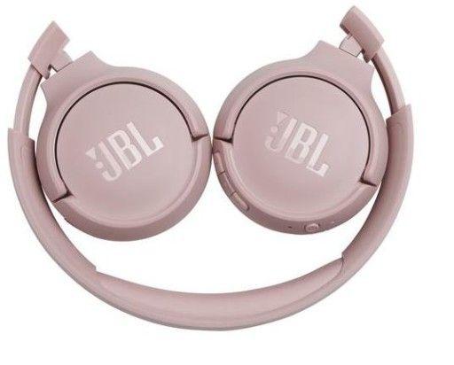 JBL TUNE 500BT SŁUCHAWKI NAUSZNE BLUETOOTH RÓŻOWE zdjęcie 8