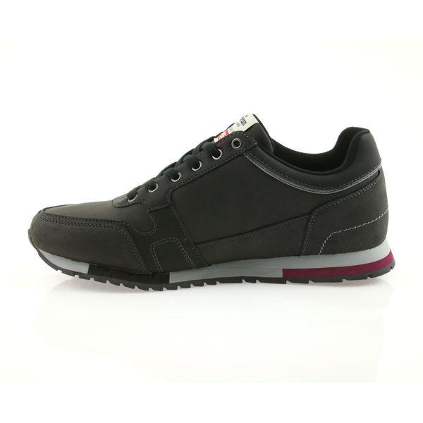ADI buty męskie sportowe czarne American r.45 zdjęcie 3