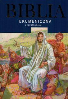 Biblia Ekumeniczna z ilustracjami - oprawa twarda