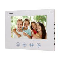 Wideo monitor bezsłuchawkowy, kolorowy, LCD 7, do zestawu z serii CERES, otwieranie bramy, biały OR-VID-ME-1056MV/W