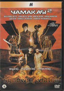 Yamakasi 2 Synowie wiatru DVD