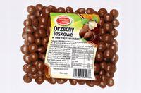 Cukierki Orzechy laskowe w Mlecznej Czekoladzie