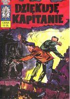 Kapitan Żbik Dziękuję kapitanie Krupka W., Safjan Z.