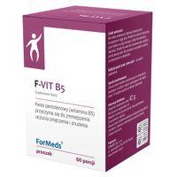 ForMeds F-VIT B5 Witamina B-5 Kwas Pantotenowy w proszku