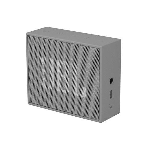 JBL głośnik bezprzewodowy Go szary zdjęcie 1
