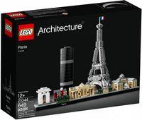 Lego Architecture Paryż