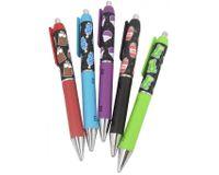 5 zapachowych ekologicznych długopisów żelowych metalicznych Smens, SCENTCO