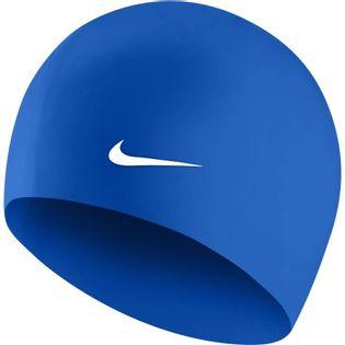 Czepek pływacki Nike Os Solid niebieski 93060-494
