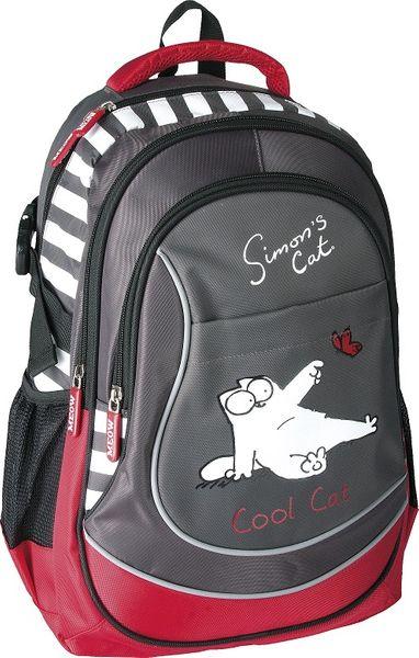 Plecak szkolny SI-23 Simon's Cat Cool + piórnik zdjęcie 5
