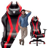 BIUROWY fotel OBROTOWY gamingowy gracza DIABLO X-HORN 2.0 KING SIZE