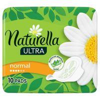 Podpaski Naturella Ultra Normal Ze Skrzydełkami 10szt