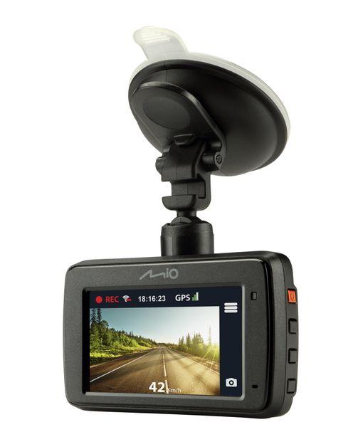 Mio MiVue 733 WiFi rejestrator jazdy GPS + karta 32GB zdjęcie 3
