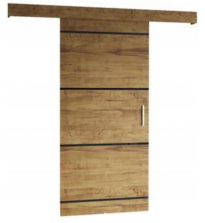 Drzwi przesuwne do salonu SALWADOR IV