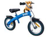 Rower PONY Rowerek BIEGOWY 2w1 + pchaczyk RO0117