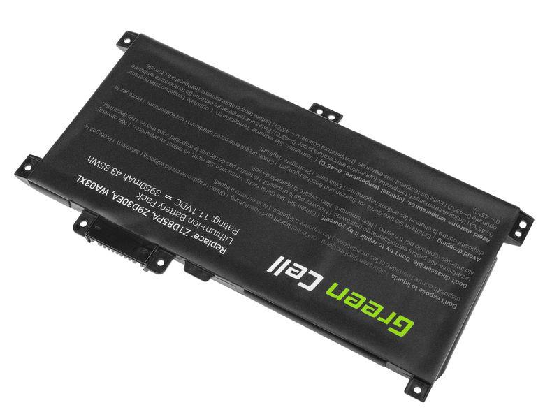 Green Cell Bateria do HP Pavilion x360 / 11,1V 3950mAh HP138 zdjęcie 3