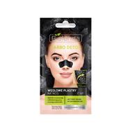 Bielenda Carbo detox Węglowe plastry na nos(2szt.)